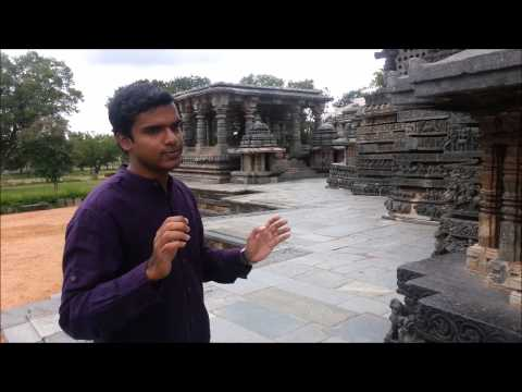 Enchanting Beauty of Belur & Halebeedu