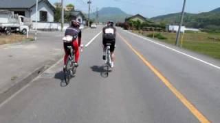 2010ツール・ド・国東 両子山720m