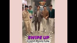 BREAKFAST with MONSTA X! | 몬스타엑스 같이 아침 식사!