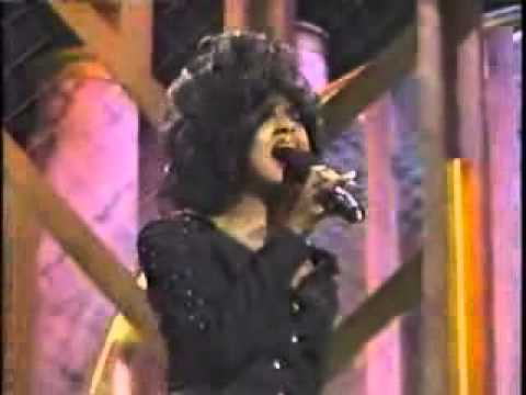 Whitney Houston performs Hold Up The Light with Bebe & Cece Winans 1989