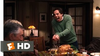 Little Fockers (2/10) Movie CLIP - Carving the Turkey (2010) HD