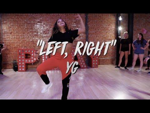 "YG (feat. DJ Mustard) - ""Left, Right"" | Nicole Kirkland Choreography"