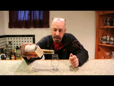 Laird's 7-1/2 Y.O. Old Apple Brandy REVIEW - Eman Booze!