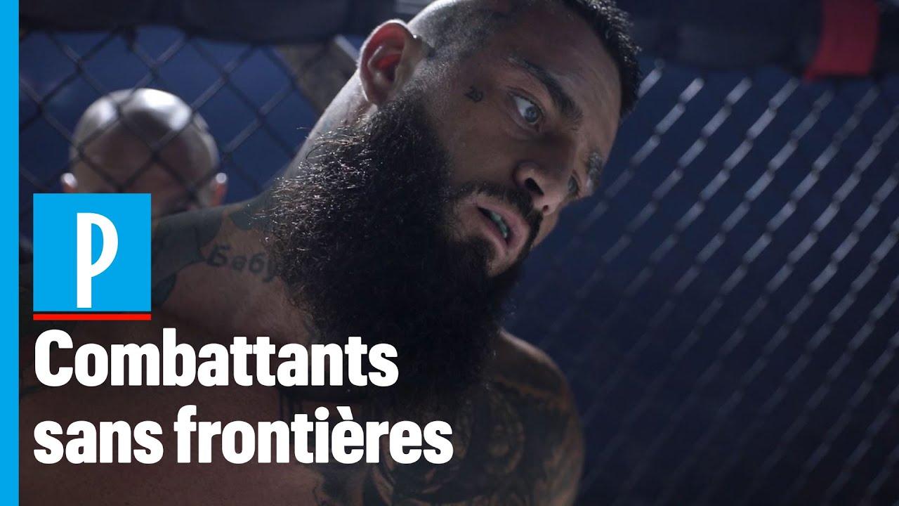 MMA : les Français par-delà la frontière