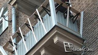 видео Материалы для остекления балкона