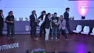 Soutomaior celebrou con éxito a 1ª Gala do Deporte (1/4)