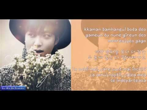 [Han|Rom|Romanian] Lee Min Ho - Song For You