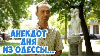 Одесский юмор. Анекдот дня из Одессы