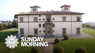 A royal estate in Tuscany