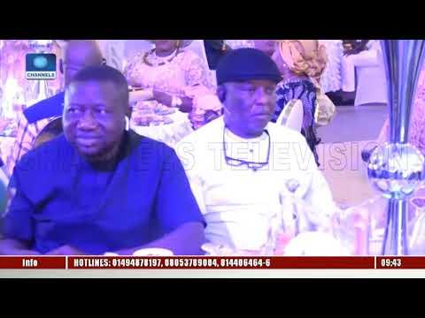 Marriage Vows: Ejovi & Mudiaga Say 'I Do'|Metrofile|