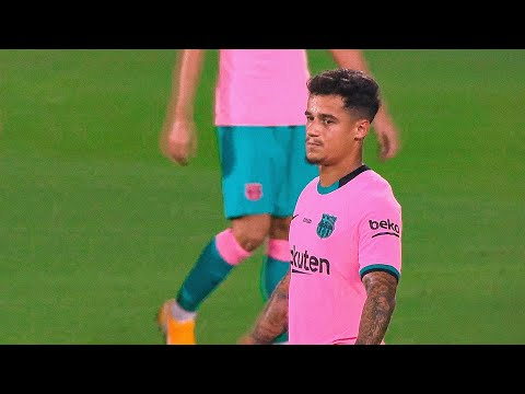 Philippe Coutinho vs Girona (English Commentary) HD