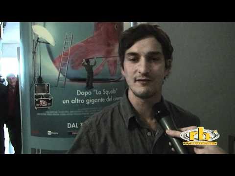 ALESSANDRO TIBERI - intervista (Boris - Il film) - WWW.RBCASTING.COM