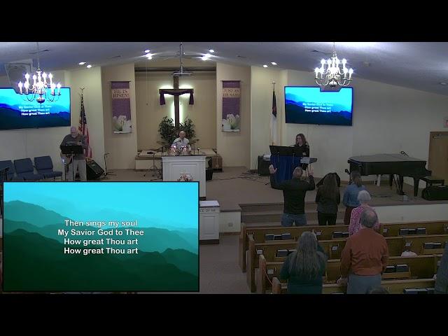 Calvary Baptist Church Sunday, 9. may, 2021