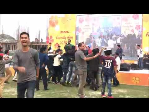 DHL Family Day 2018