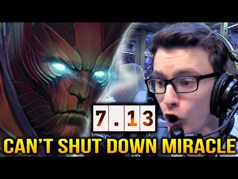 Miracle Terrorblade: YOU CAN'T SHUT Him Down Dota 2 7.13 thumbnail