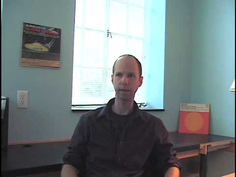 Interview with Dan Partridge, Jazz Loft Project Research Associate