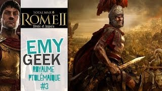 Rome II Total War, Divide et Impera - Episode 3 : Marche vers Hegra