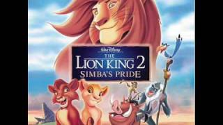 The Lion King II Soundtrack- My Lullaby
