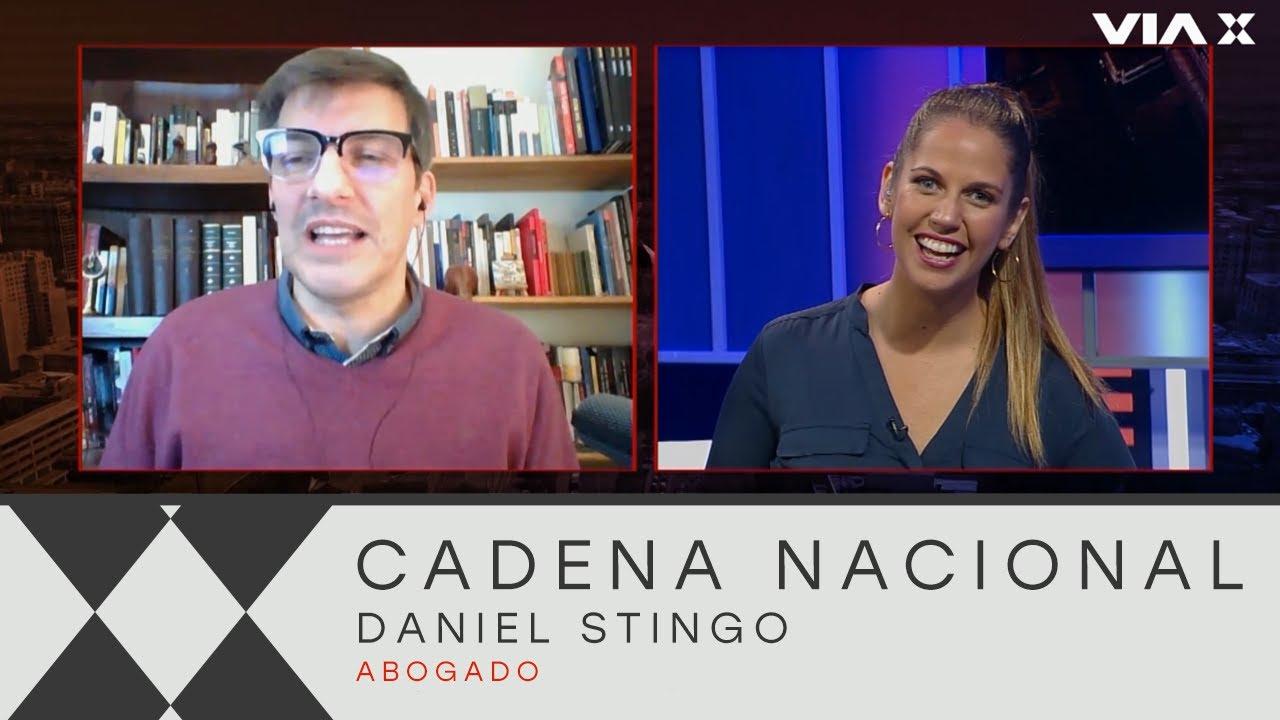 """Daniel Stingo: """"La electricidad no debería ser un negocio monopólico"""" / #CadenaNacional"""