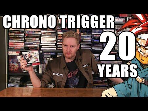 CHRONO TRIGGER 20th Anniversary - Happy Console Gamer