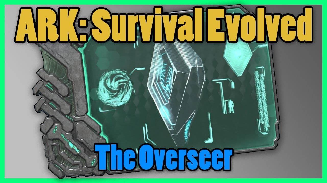 ARK Survival Evolved: Overseer Boss Fight Walkthrough