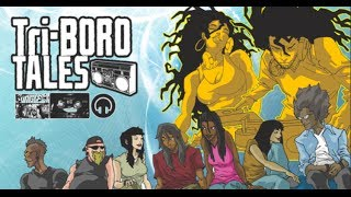 Keith Miller Talks About How Triboro Tales Got on Afropunk
