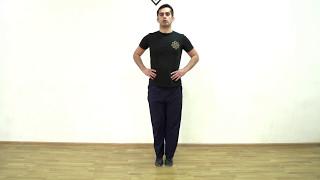 Обучающий видео курс армянских танцев. Уроки Армянских танцев № 2