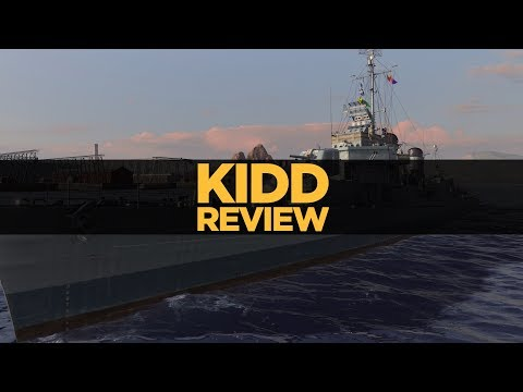 World of Warships - Kidd Review