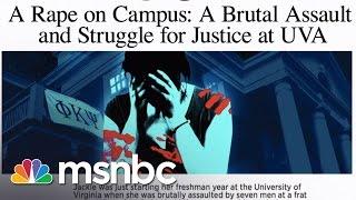 Rolling Stone Backtracks On UVA Rape Allegations | msnbc