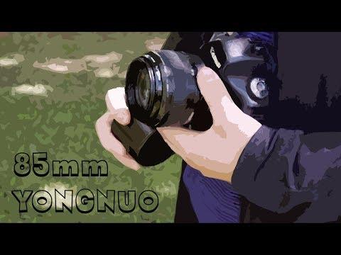 Обзор Yongnuo 85mm