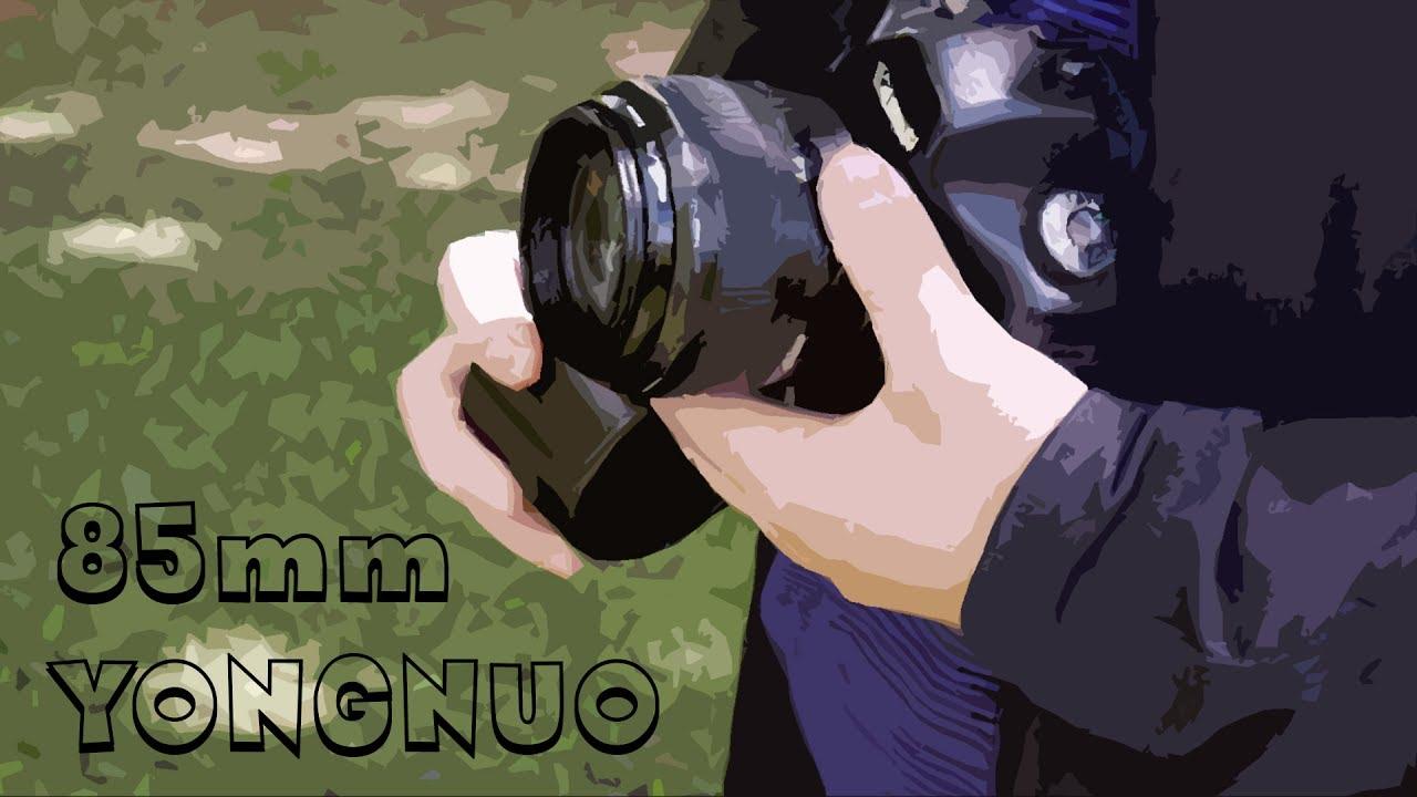 Обзор <b>Yongnuo</b> 85mm f/<b>1.8</b> - YouTube