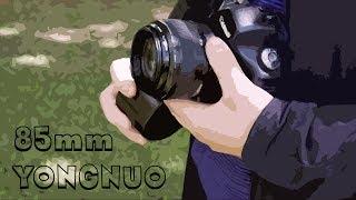Обзор Yongnuo 85mm f/1.8