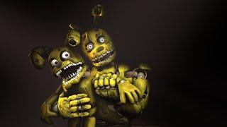 NIGHTMARE ANIMATRONICS vs HUGE ARMY OF MINECRAFT ZOMBIES! (Gmod FNAF Sandbox Funny Moments)