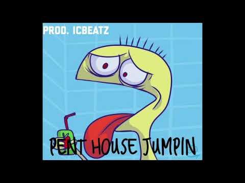 "Ski Mask the Slump God Type Beat ""Pent House Jumpin"" Prod. ICBeatz"