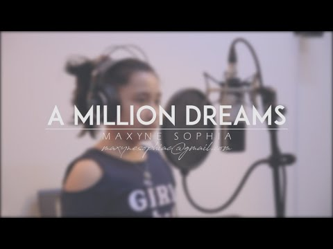 a-million-dreams---the-greatest-showman-cover-by-maxyne-sophia