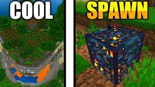 🦅 Minecraft's Coolest Seeds...