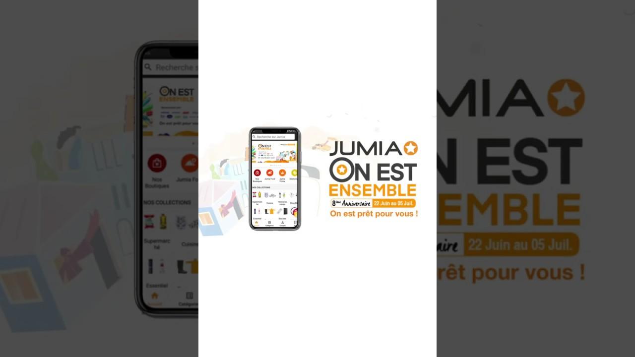 On est ensemble - Jumia Anniversaire3