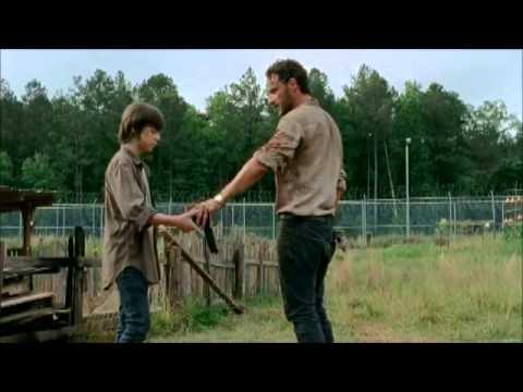 The Walking Dead - Carl ~~ Steve Burns ~~ Mighty Little Man