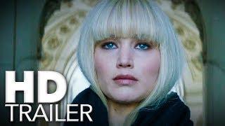 RED SPARROW   Trailer Deutsch German   2018 - mit Jennifer Lawrence