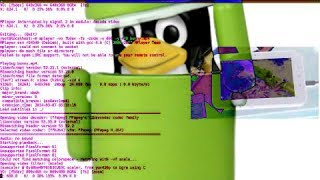 Mplayer on Android Through Chroot and Frame Buffer