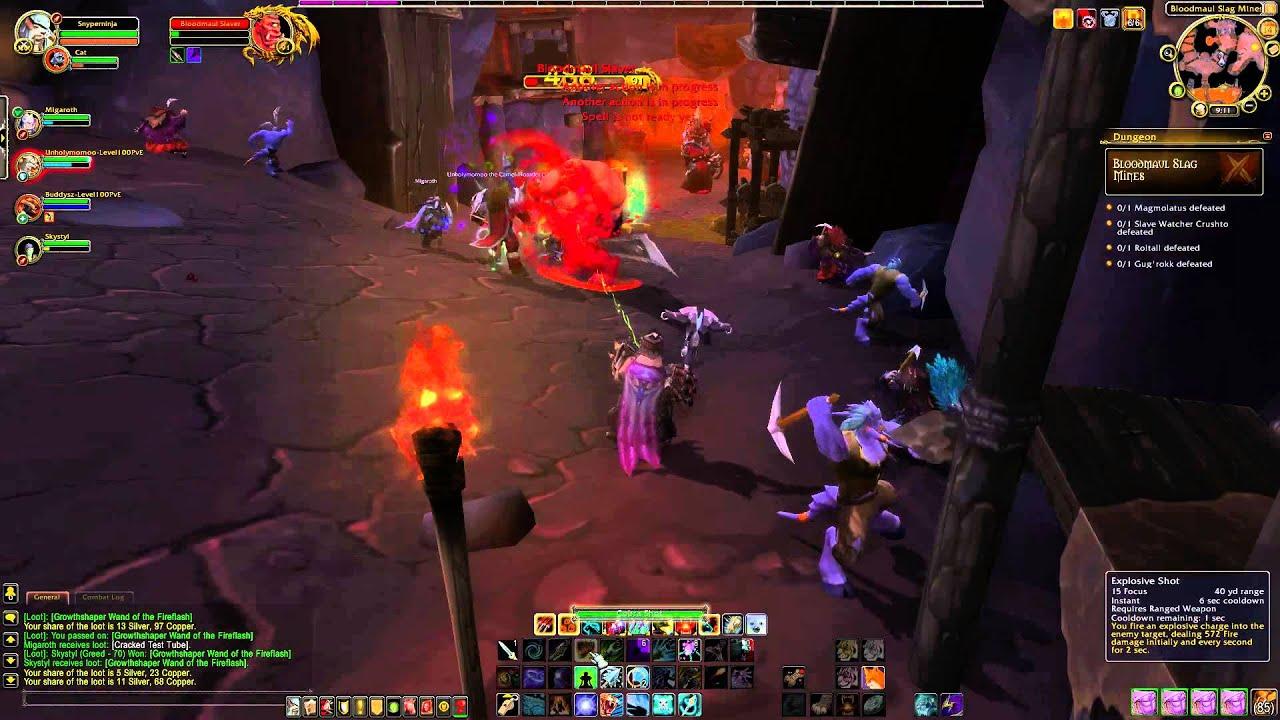 World of Warcraft…To   Warlords of Draenor? ⋆ Ninja Tech