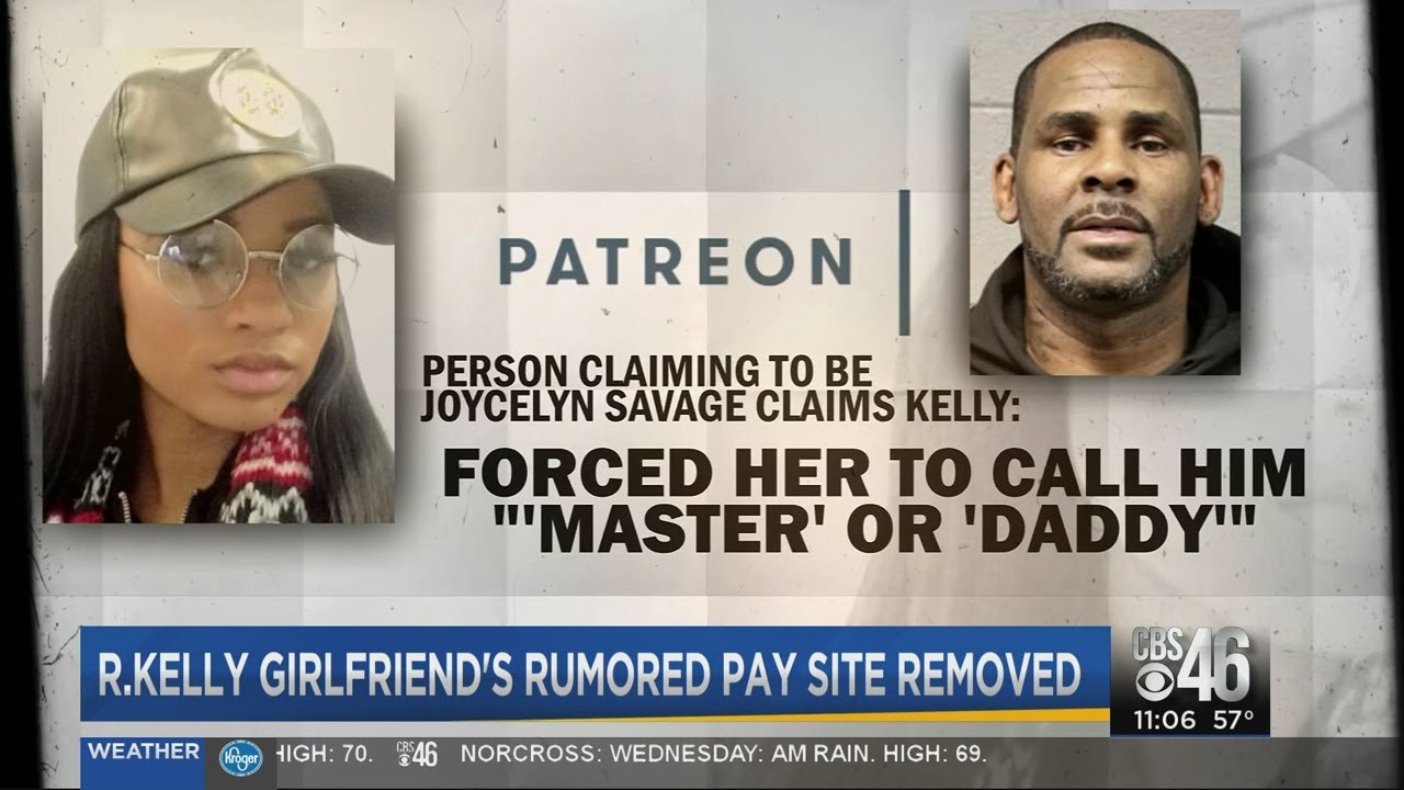 "Doubts cast in ""Joycelyn Savages"" account of relationship with R.Kelly"
