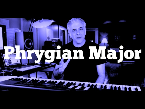 SECRETS of the Harmonic Minor - The Phrygian Major Mode