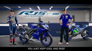 All New R15 - Live in The Racing Spirit (60 sec)
