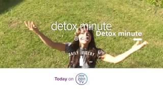 My Zen TV Detox Minute