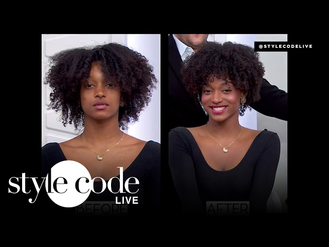 Pro Tips for Curly Hair | Style Code Live