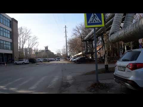 Чапаевск. Прогулка вдоль завода.