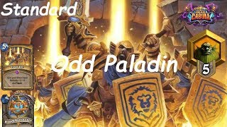 Hearthstone: Odd Paladin #10: Boomsday (Projeto Cabum) - Standard Constructed
