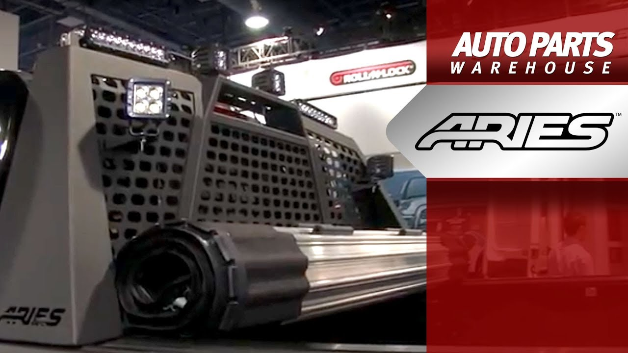 Tonneau Cover Or Rack Do Both With The New Aries Switchback