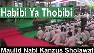 Habibi Ya Thobiby || Az Zahir BBM dan Seluruh Hadroh